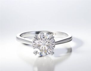 SOLITAIRE RING ENG073